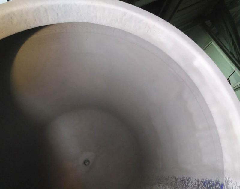 热喷涂哈氏合金盐酸冷却锅