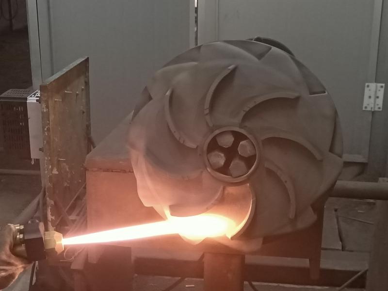 火焰超音速喷涂